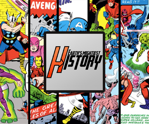 Earth's Mightiest History